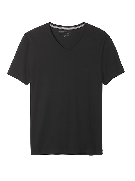 Soft Wash V-Neck T-Shirt