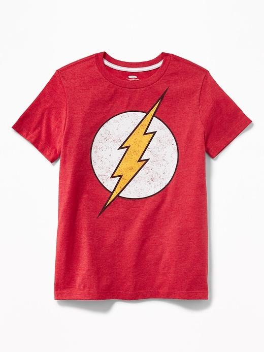 T-shirt The Flash de DC ComicsMC pour garçon