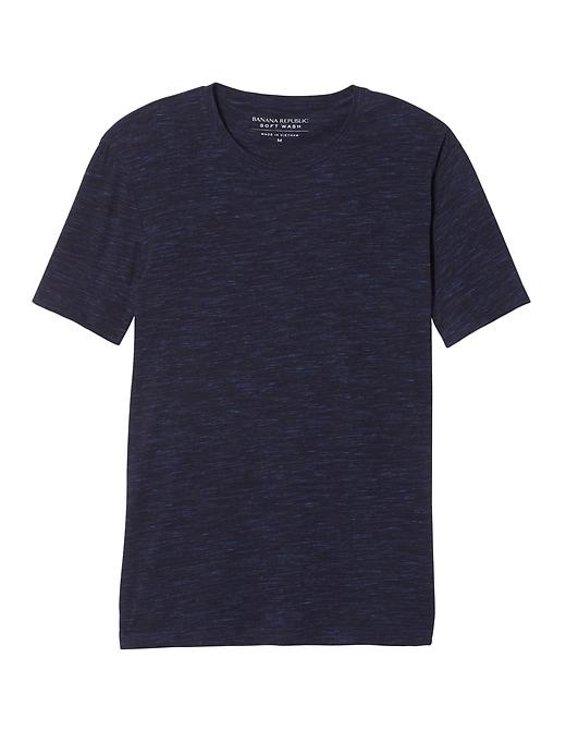 Soft Wash Crew-Neck T-Shirt