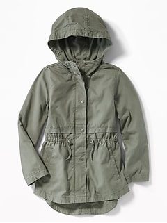 8c352cd85b0 Girls' Jackets, Coats & Outerwear | Old Navy