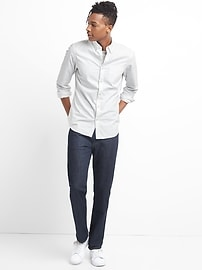 Slim Straight Jeans with GapFlex