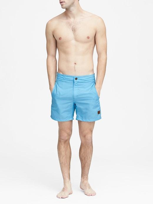 retromarine &#124 Solid Swim Short