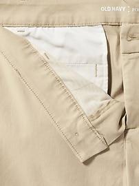 Secret-Slim Pockets Plus-Size Everyday Boot-Cut Khakis