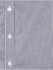 Stripe Tailored Non-Iron Shirt