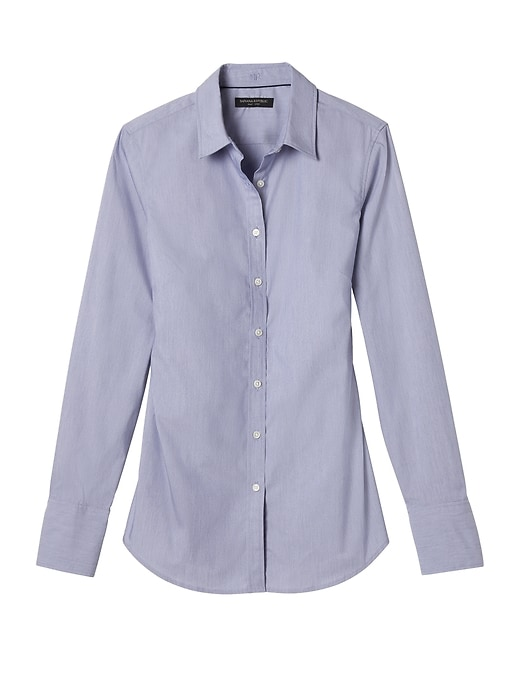 Riley Tailored-Fit Solid Shirt