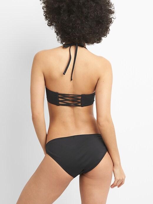 Haut de bikini bain-de-soleil style soutien-gorge léger