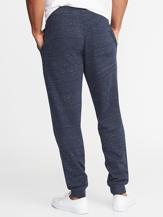 Tapered Drawstring Joggers for Men