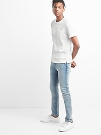 Skinny Jeans with GapFlex