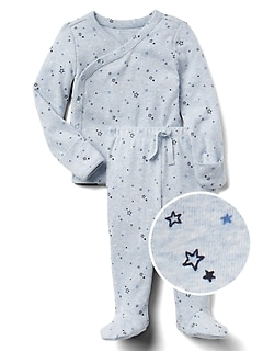 90e0bf4c8 Baby Favorite Starry Long Sleeve Set