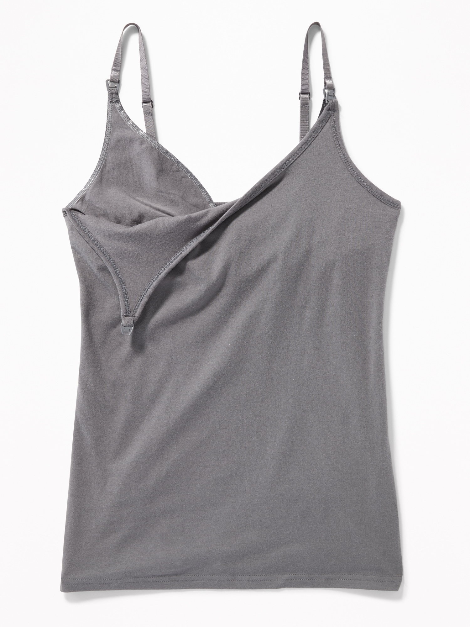 Maternity Fitted First Layer Nursing Cami Old Navy
