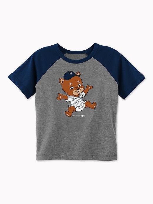 MLB&#174 Team-Mascot Raglan Tee for Toddler Boys