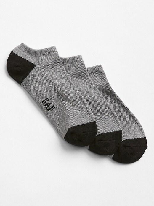 Colorblock Ankle Socks (3-Pack)