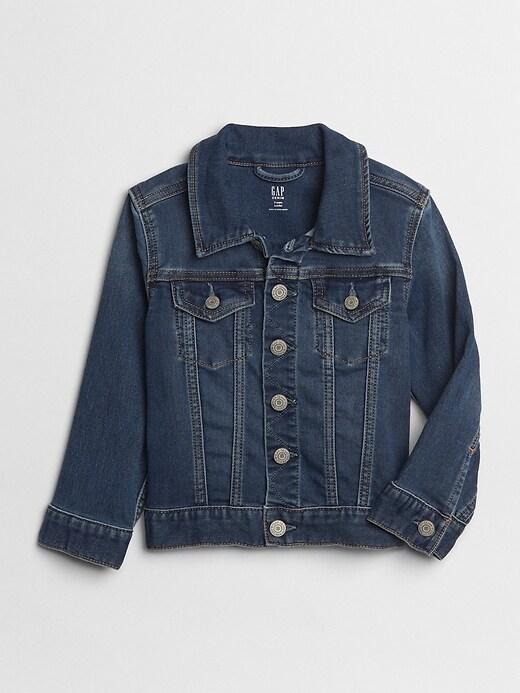 Toddler Icon Denim Jacket