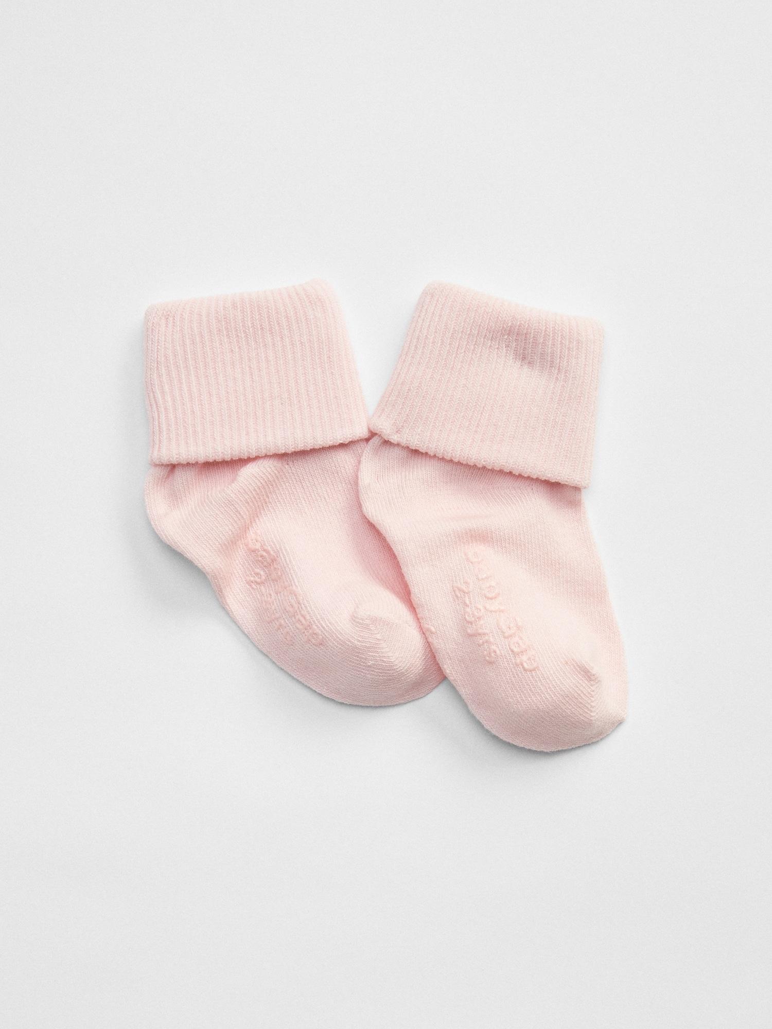 Triple-Roll Socks (幼児)