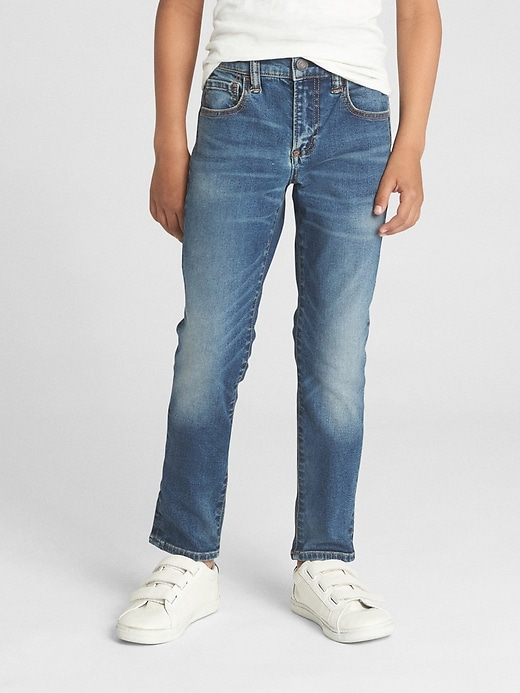 Kids Skinny Jeans with Stretch