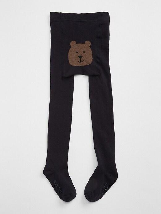 Toddler Bear Tights