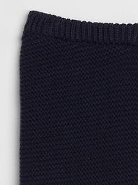 Pantalon en maille envers pour bébé