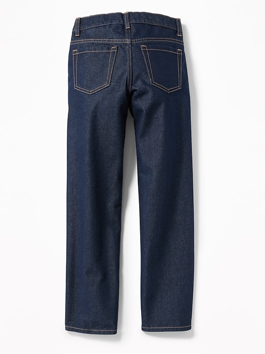 Straight Non-Stretch Jeans for Boys