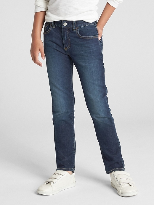 Kids Slim Jeans with Stretch
