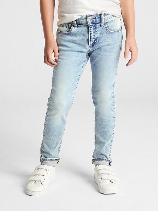 Kids Skinny Jeans with Stretch
