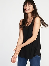 Luxe Swing Tank for Women