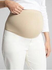 Maternity Full Panel Khakis
