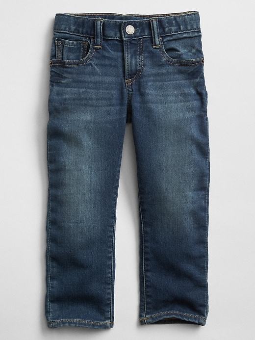 Toddler Slim Jeans in Supersoft