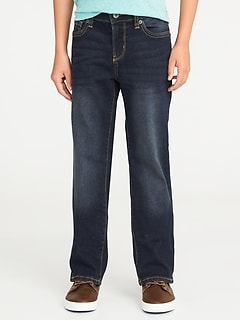 047a29061 Built-In Flex Boot-Cut Jeans for Boys