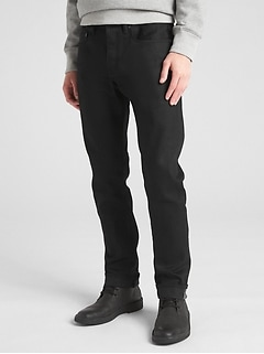 Selvedge Jeans In Slim Fit With GapFlex