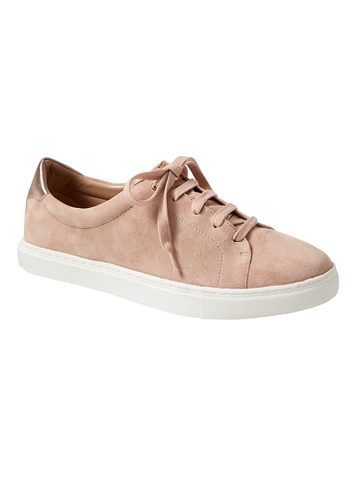 Essential Suede Sneaker