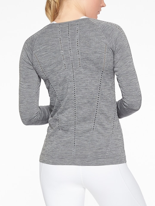 Foothill Heather Long Sleeve