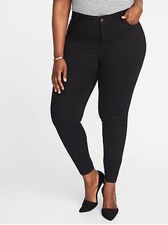 b80ee469c24 Plus-Size High-Rise Rockstar Super Skinny Jeans