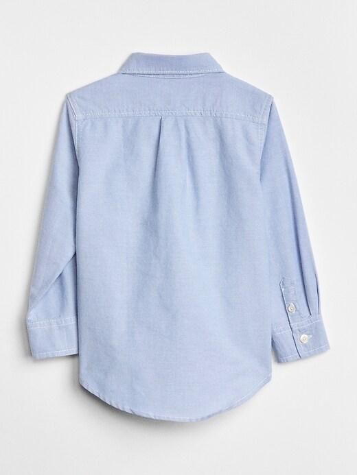 Toddler Oxford Button-Down Shirt