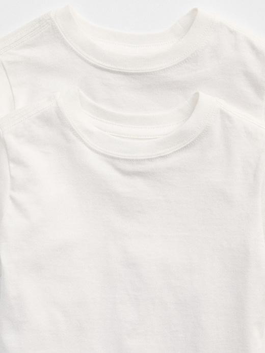T-shirt à manches courtes pour bébé (paquet de2)