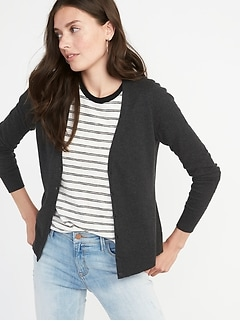 9dc2fadb2b3 V-Neck Button-Front Cardi for Women