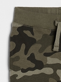 Toddler Pull-On Camo Joggers