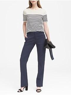 4245630e2daadb Logan Trouser-Fit Washable Wool-Blend Pant
