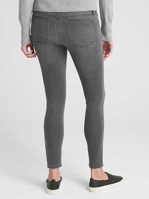 Maternity Soft Wear Full Panel True Skinny Jeans