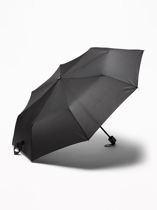 Solid-Colored Umbrella
