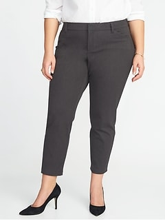 free delivery luxury new styles Women's Plus-Size Pants | Old Navy