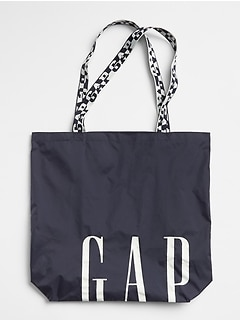 5017c92aa4cb Logo Packable Tote