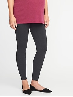 8486c7870834a Maternity Full-Panel Leggings