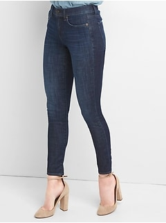 ab5c040eed Mid Rise True Skinny Jeans in 360 Stretch