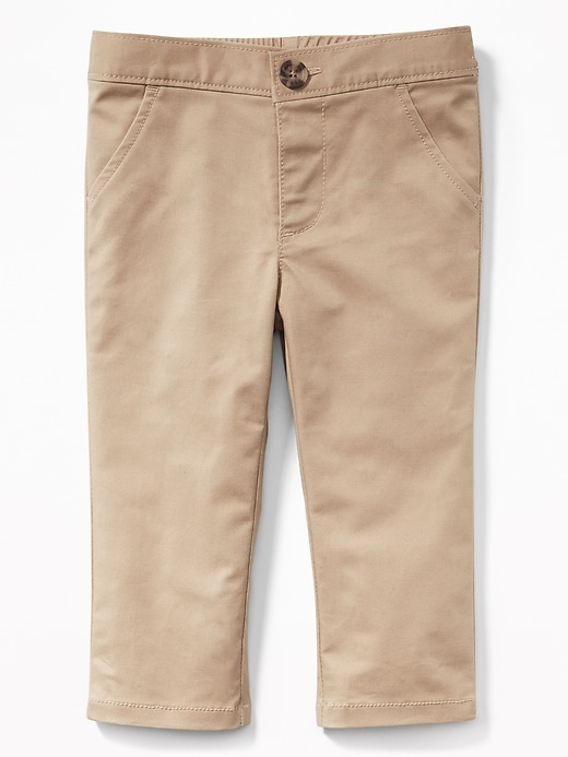 Skinny Built-In Flex Chinos for Baby