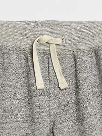 Baby Marled Pull-On Pants