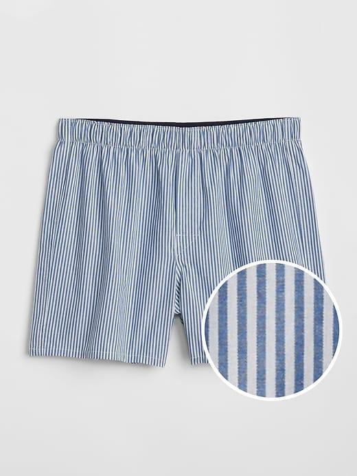 "4.5"" Stripe Boxers"