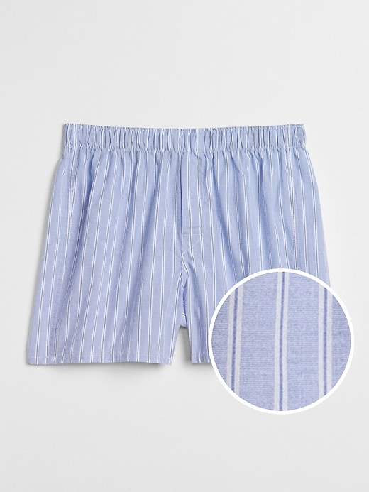 "4.5"" End-on-End Stripe Boxers"