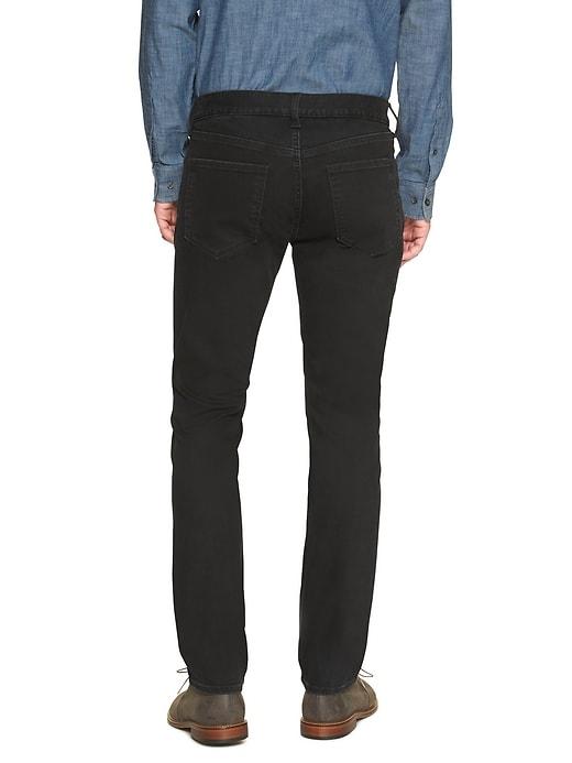Techmotion Skinny Black Jean