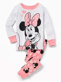 Disney  169 Minnie Mouse Sleep Set for Toddler   Baby 47856ccb9