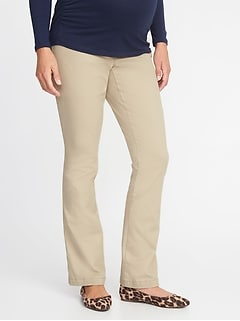 5931fefdef35a Maternity Pants - Dress Pants & Casual | Old Navy